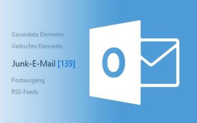 Outlook: Betreff-Filter für SpamAssassin einrichten